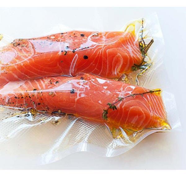 пакет для рыбы